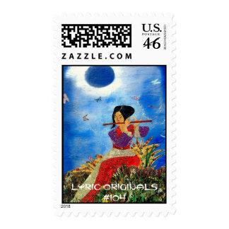 104 Postage Stamp