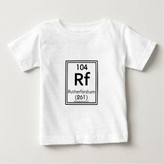 104 Rutherfordium Baby T-Shirt