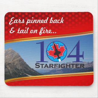 104 Starfighter Mousepads