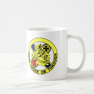 104th Cavalry Regiment-Insignia Color patch Classic White Coffee Mug