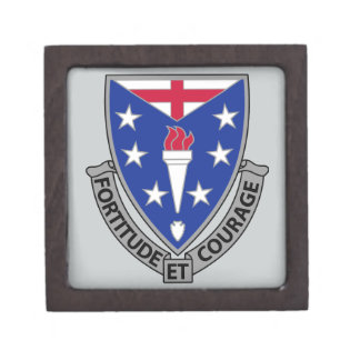 104th Infantry Regiment Keepsake Box