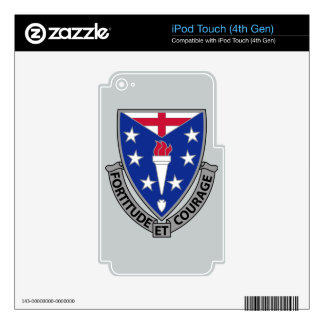 104th Infantry Regiment Skin For iPod Touch 4G