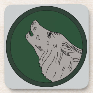 104th Training Division - Leadership Training Drink Coaster