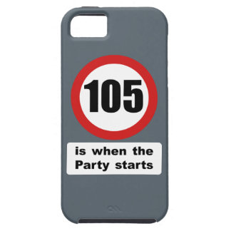 105 is when the Party Starts iPhone SE/5/5s Case