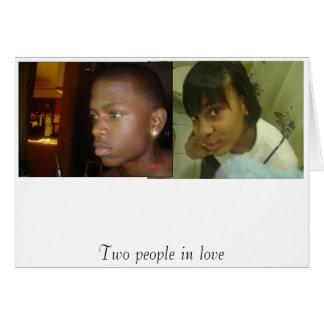 10609274_gal, WA, Two people in love Card