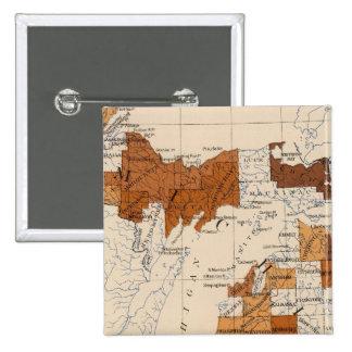 106 difteria grupa Michigan Pins
