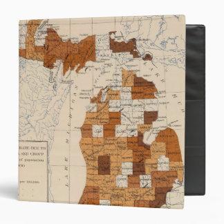 106 Diphtheria, croup Michigan 3 Ring Binder