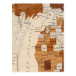 106 Diphtheria, croup Michigan Post Cards