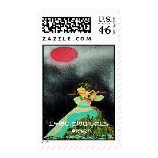 106 Postage Stamp