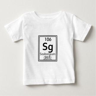 106 Seaborgium Infant T-shirt