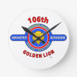 "106TH INFANTRY DIVISION ""GOLDEN LION"" CLOCKS"