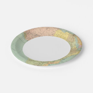 10708 Africa policy Paper Plate