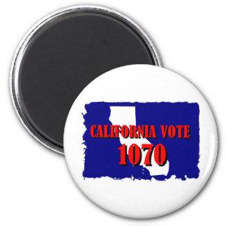 1070 CALIFORNIA MAGNET