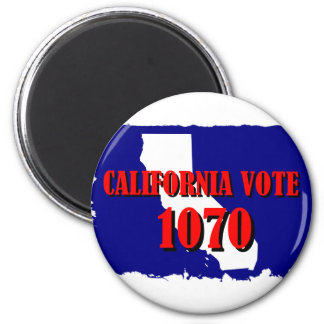 1070 CALIFORNIA REFRIGERATOR MAGNETS