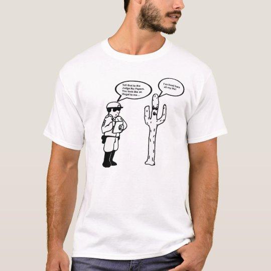 1070 Cartoon T-Shirt