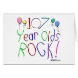 ¡107 años de la roca! felicitaciones