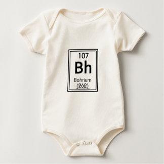 107 Bohrium Baby Bodysuit