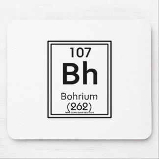 107 Bohrium Tapete De Raton