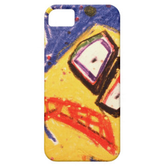107 Dance of pained glass iPhone 5 Cover