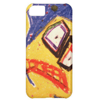 107 Dance of pained glass iPhone 5C Case