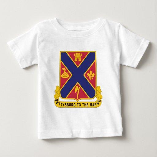107 Field Artillery Regiment T Shirts