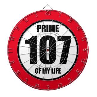 107 - prime of my life dartboards