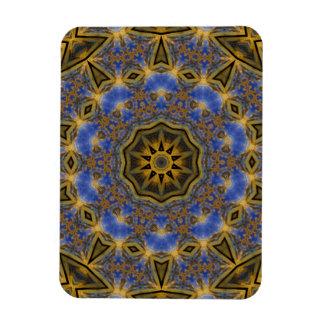 107 retros imán rectangular