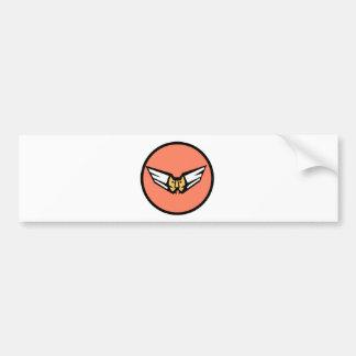 107 Squadron Car Bumper Sticker