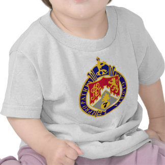 107o Regimiento de infantería - FAVORABLE PATRIA Y Camiseta