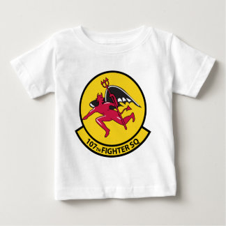 107th Fighter Squadron Shirt