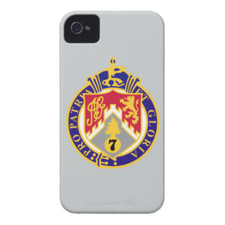 107th Infantry Regiment Case-Mate iPhone 4 Cases