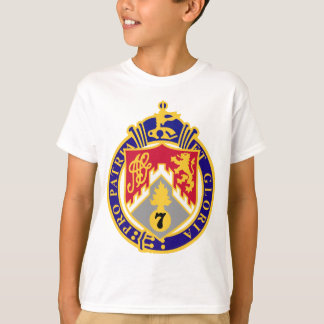 107th Infantry Regiment - PRO PATRIA ET GLORIA T-Shirt