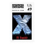 1083490995, DJ  Exquizit3 Postage Stamps