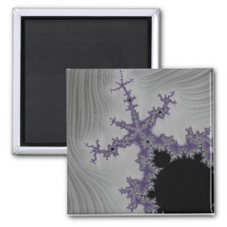 108-02 black mandy in a gray sky magnet
