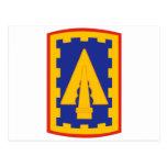 108o Brigada del ADA Tarjeta Postal
