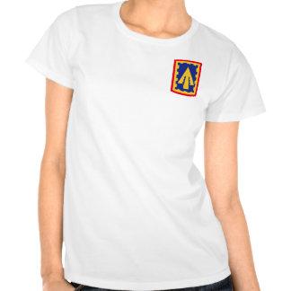 108o Remiendo de la brigada de la artillería de la Camiseta