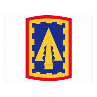 108o Remiendo de la brigada de la artillería de la Postales