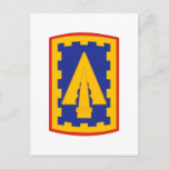 1 45   108th ada brigade post card  see on 48 products by peter pan03