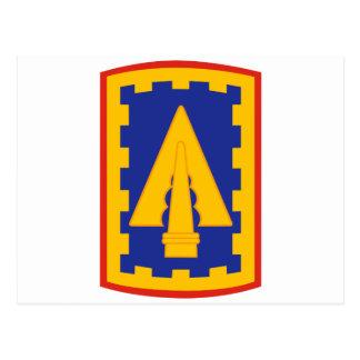 108th ADA Brigade Postcard