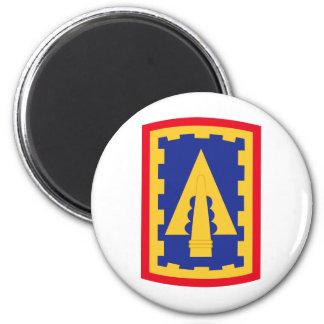 108th Air Defense Artillery Brigade Patch Magnet