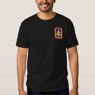 108th Air Defense Artillery Brigade Patch T Shirt