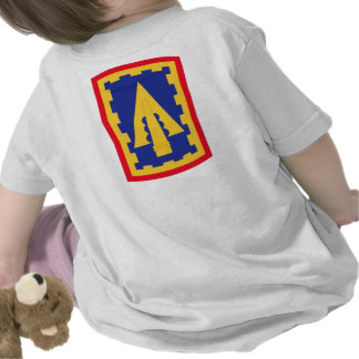 108th Air Defense Artillery Brigade Patch Tee Shirt