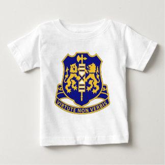 108th Infantry Regiment - VIRTUTE NON VERBIS Baby T-Shirt