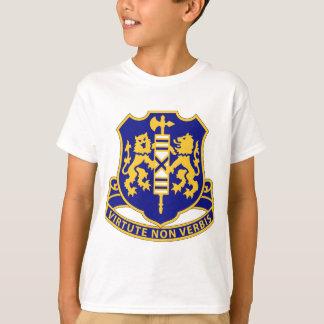 108th Infantry Regiment - VIRTUTE NON VERBIS T-Shirt