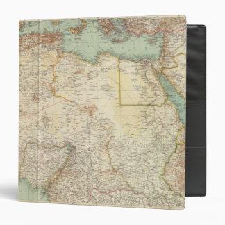10911 North Africa Binders