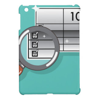 1099 Tax Form Zoom through Magnifying Glass Case For The iPad Mini