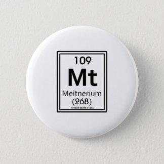 109 Meitnerium Button