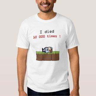 10 000 Dead Shirt