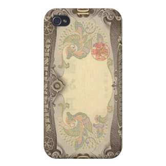 10,000 Japanese Yen Banknote iPhone 4 Cas iPhone 4/4S Covers