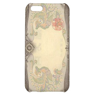 10,000 Japanese Yen Banknote iPhone 4 Cas Case For iPhone 5C